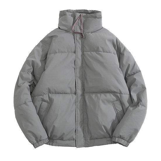 Fear of God Essential Puffer Jacket Grey