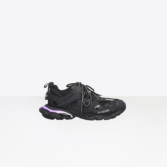 Balenciaga Speed Trainer Black LED