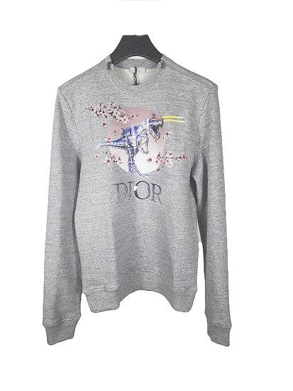 DIOR Dino Sweatshirt Grey