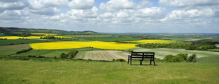 Lincolnshire wolds views