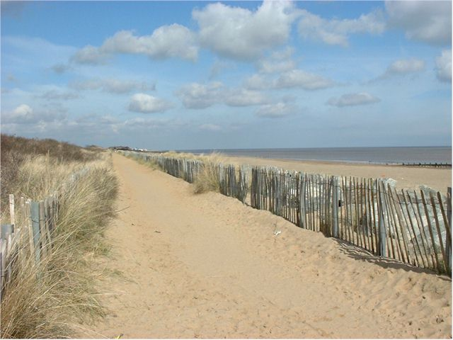 Lincolnshire beaches