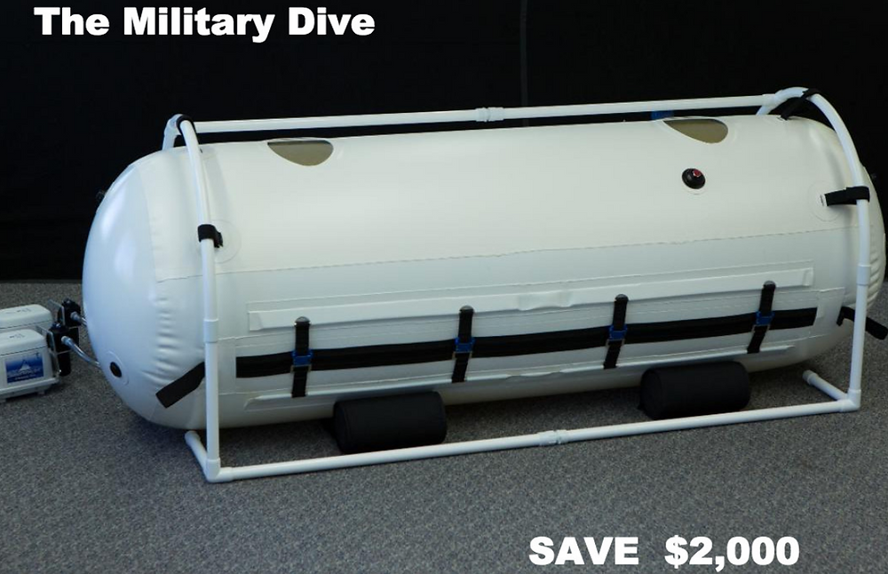 Military Dive Hyperbaric Chamber