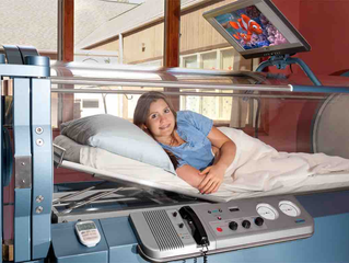 Hyperbaric Oxygen Chamber Helps Non-Healing Wound Patients At Scenic Mountain Medical Center