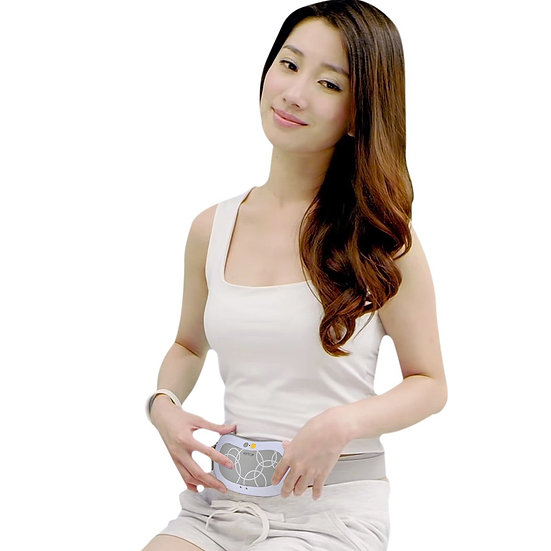 Menstrual Pain Relief Wireless Heated Massage Belt