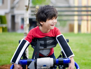 Effects Of Whole Body Vibration Therapy and Treadmill Training With Children With Cerebral Palsy
