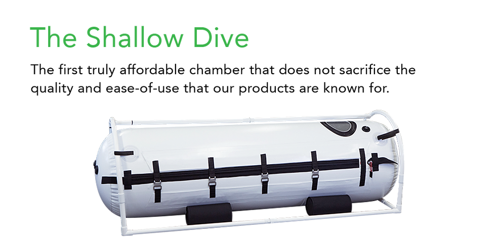 Summit to Sea | Shallow Dive | Hyperbaric Chamber