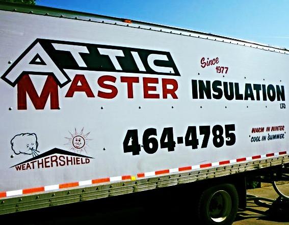 attic master insulation edmonton
