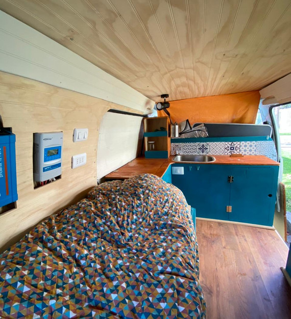 Mitsubishi l300 campervan chile