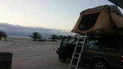 nissan pathfinder roof tent