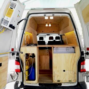 Transformación Volkswagen Transporter
