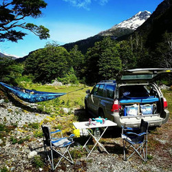 toyota 4runner camper