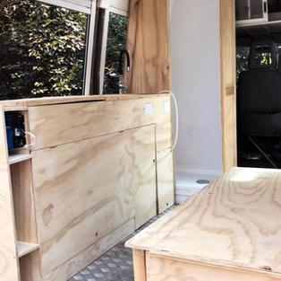 Transformacion furgon boxer