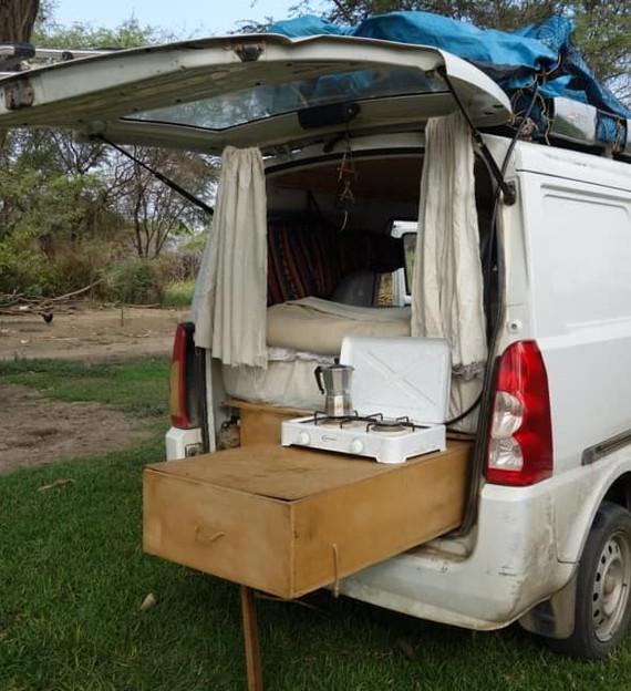 campervan conversion Chile