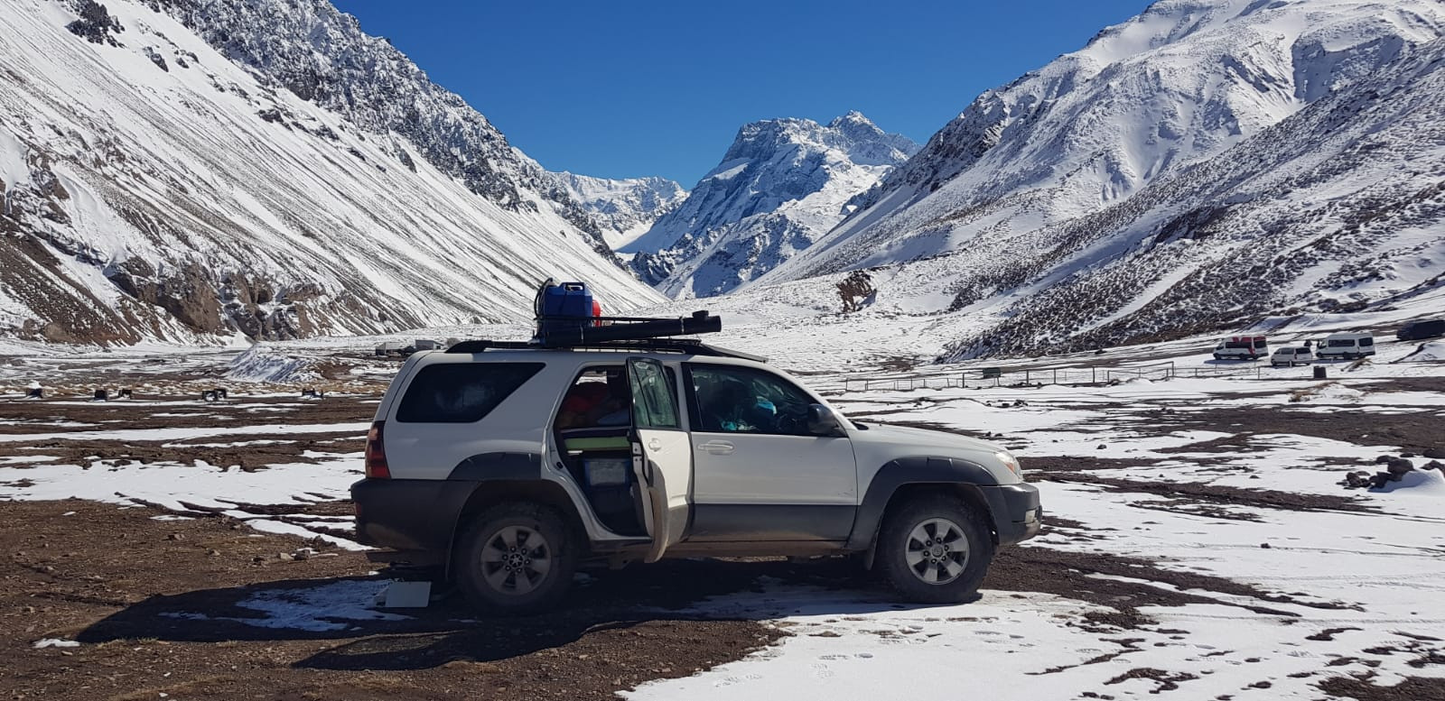 Toyota 4runner camper for sale chile