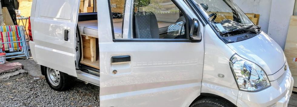 Chevrolet n300 campervan Chile