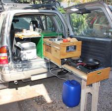 Cocina para SUV