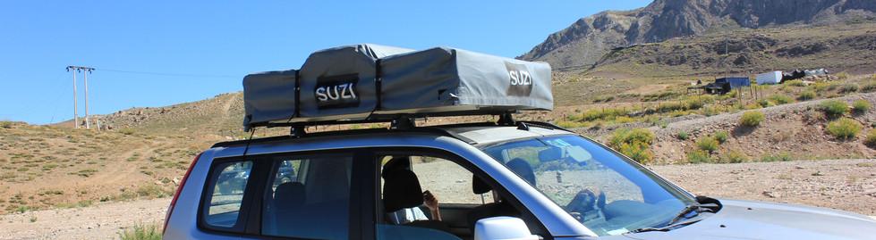 4x4 camper rentals in chile