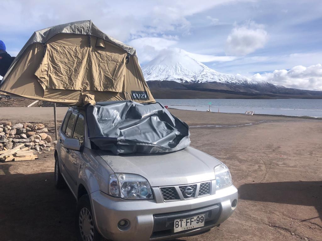 Rent a car in chile