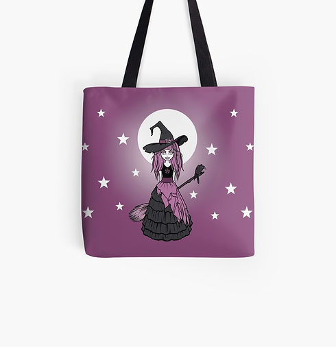 fullmoon-witch-pink-tote.jpg