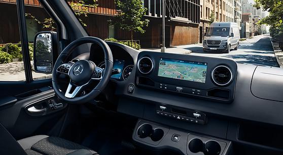 Mercedes-Benz Sprinter Launch