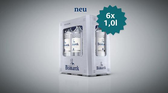 Fürst Bismarck Bottle Relaunch