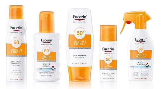 EUCERIN Sun Range