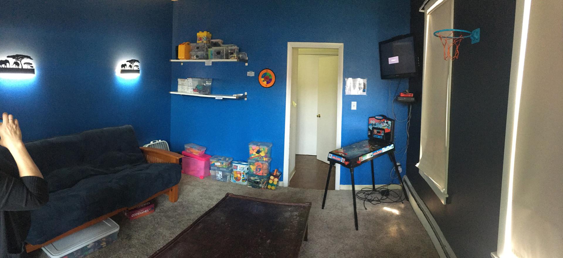 Teen Visit Room