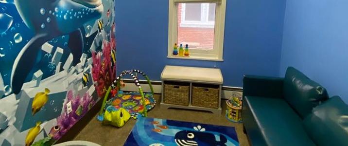 Preschool Playroom