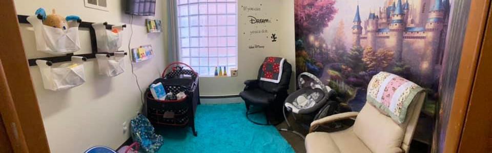 Disney Infant Room