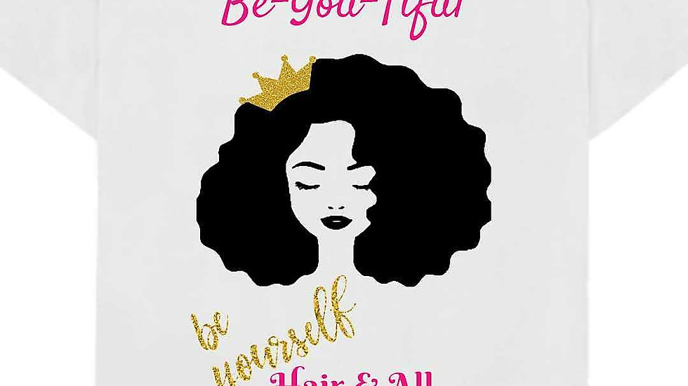 Be Yourself...Hair & All