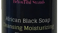 8oz. African Black Soap Cleansing Shampoo