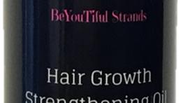 8oz. Growth Strengthening Oil