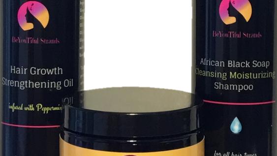8 oz. Whipped Mango Starter Bundle - Lemongrass Scent