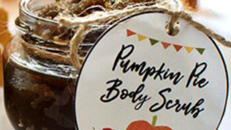 PUMPKIN PIE BODY SCRUB 7oz.