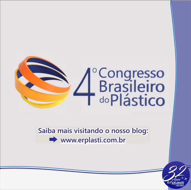 4º Congresso Brasileiro do Plástico