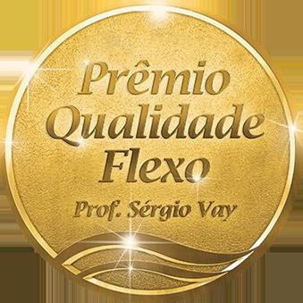 PRÊMIO QUALIDADE FLEXO: terceiro ano consecutivo