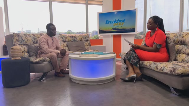 Interview on Citi TV Breakfast Daily