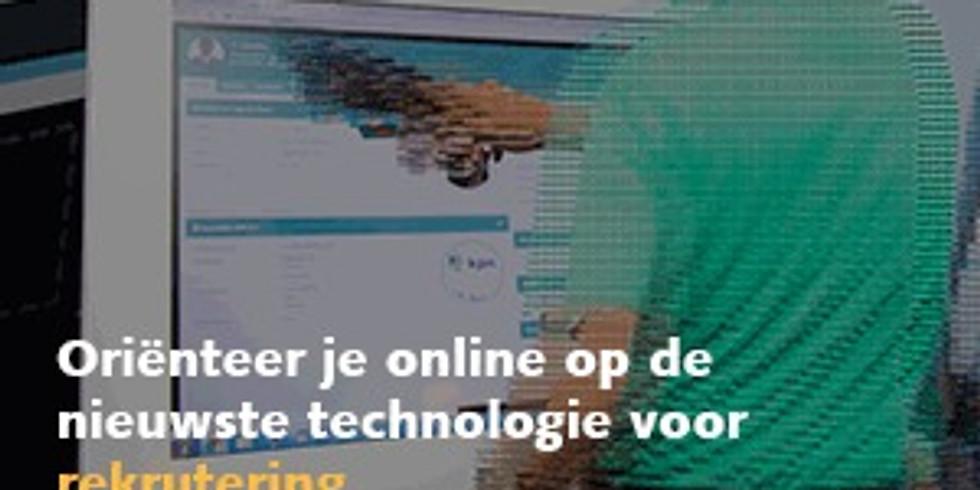 Recruitmenttech Demo Day - België