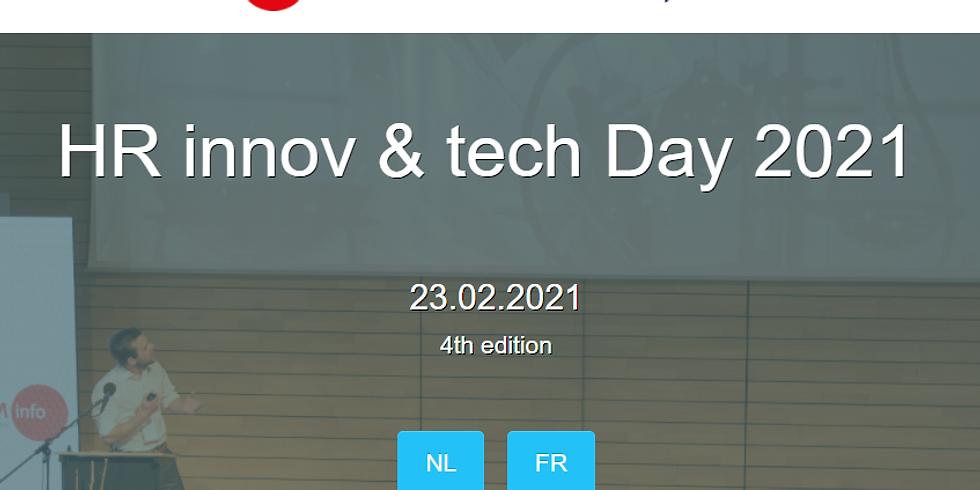 Virtual HR Innov & Tech Day 2021