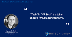 Interview with Szymon Boniecki about the HR Tech Scene Response to COVID19