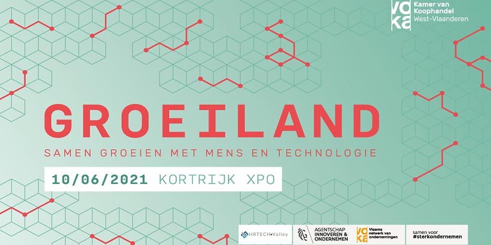 Groeiland 2021: Samen groeien met mens en technologie