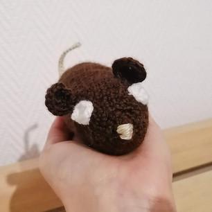 Tide mouse amigurumi