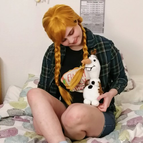 Ralph breaks the inernet: Anna