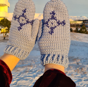 Design-your-own mittens