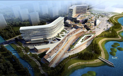 Chinese hotel developement