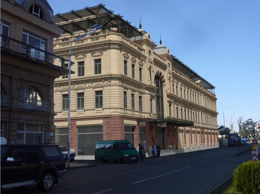 Batumi exterior
