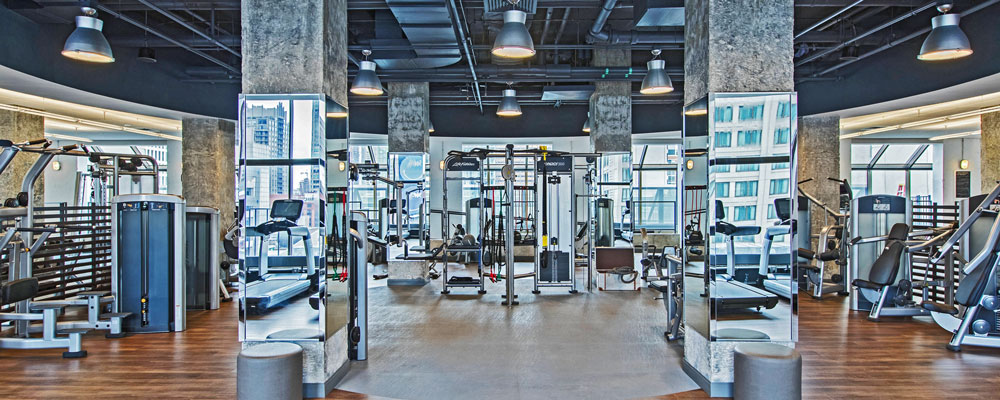 Marriott Club Fitness 2