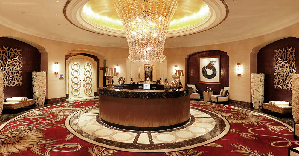 VIP Rotunda