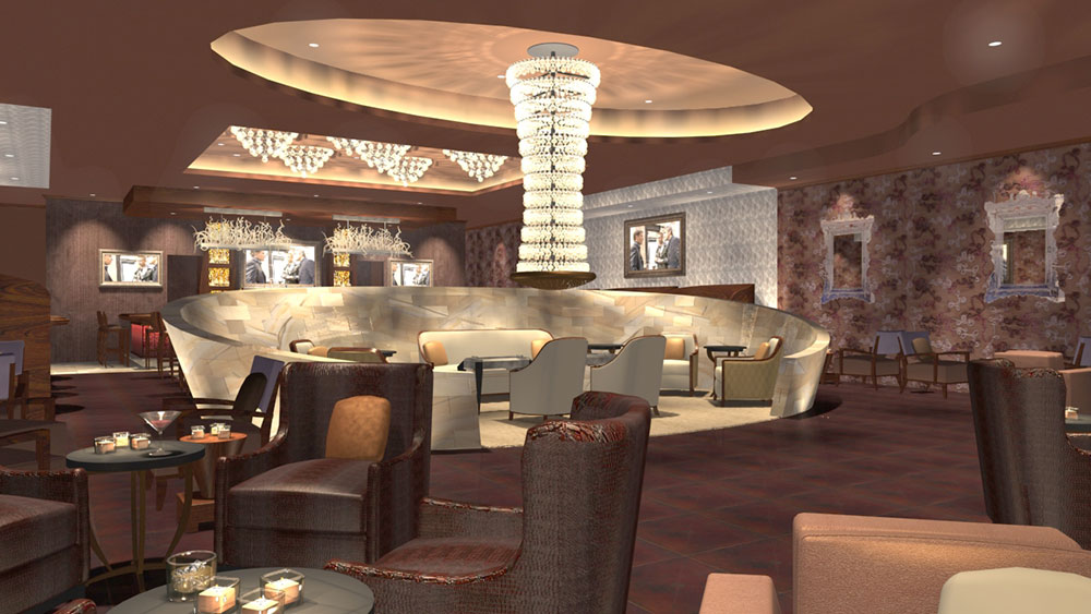 Caesars 7-Star Lounge 2