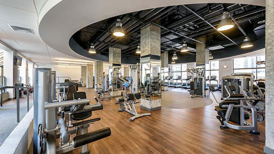 Marriott Club Fitness 1